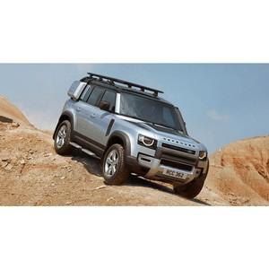 Особые ценовые условия и аванс 0% на Land Rover в «Балтийском лизинге»