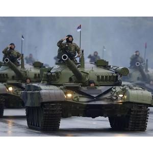 Сегодня - День танкиста в России