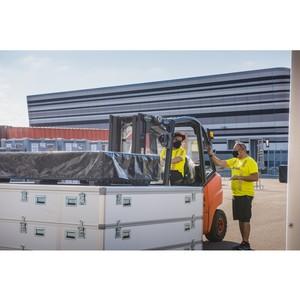 DHL доставила все необходимое для Formula 1 ВТБ Гран-при России в Сочи