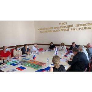 Штаб ОНФ в КБР подвел итоги за прошедший квартал