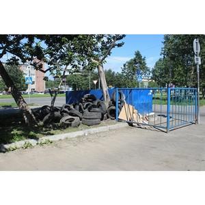 Благодаря  ОНФ власти Камчатки обеспокоились утилизацией покрышек