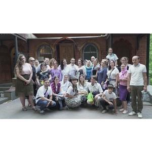Добровольцы «Союза Маринс Групп» совершили паломническую поездку