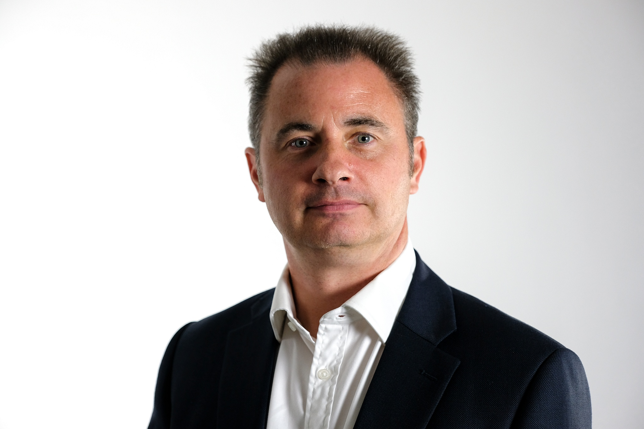 Энди Макбейн (Andy McBain), Zebra Technologies