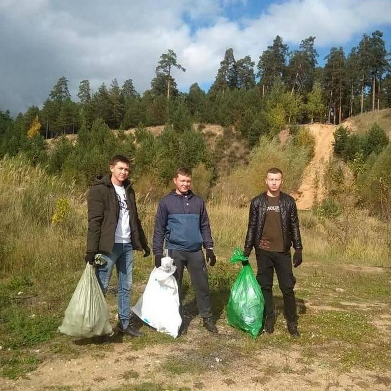 Росгвардейцы приняли участие в акции «Вода России» в Татарстане