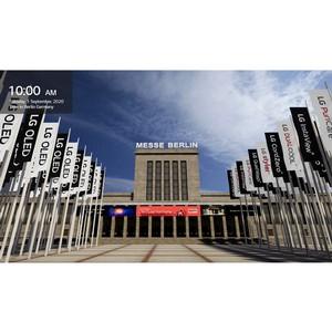 Виртуальная выставка LG открывается под виртуальные аплодисменты