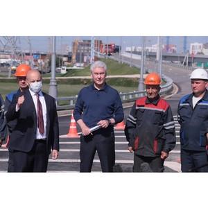 ИФCК «АРКС»: завершено строительство дороги с Коммунарки на МКАД