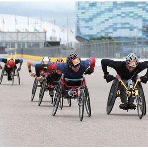Полумарафон на спортивных колясках пройдет в Сочи через месяц