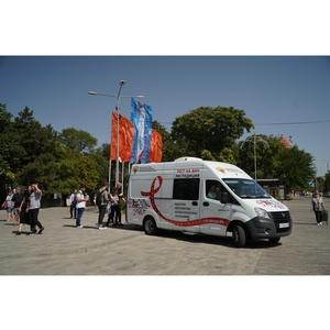 Алтайский край присоединится к акции «Тест на ВИЧ: Экспедиция 2020»