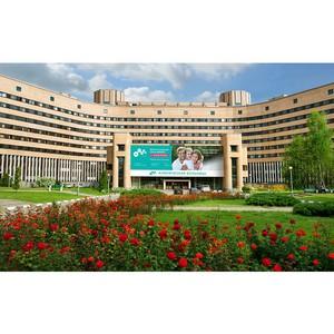 Отделение педиатрии больницы Медси дооснащено установками «Поток»