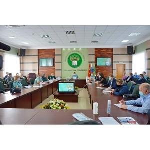 В Смоленской таможне прошла встреча с представителями бизнеса региона