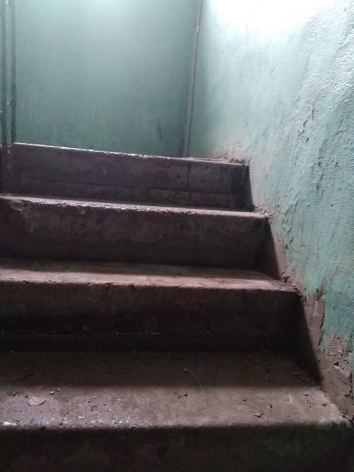 После обращения ОНФ в Мордовии в МКД отремонтировали опасную лестницу