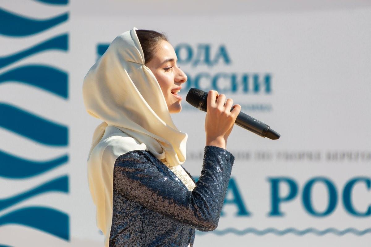 В Ингушетии массовым субботником и концертом отметили  День реки Сунжа