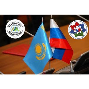 Российские и казахстанские НКО области подписали меморандум