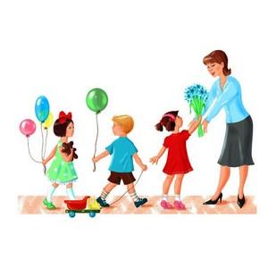 27 сентября - День воспитателя и всех дошкольных работников в России