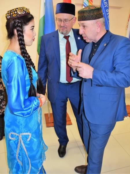 У Национально-культурной автономии татар Чувашии-новый руководитель