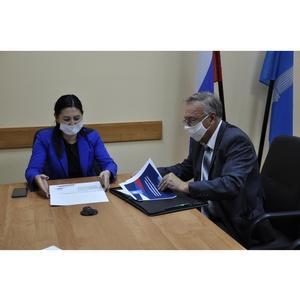 Директор «Ульяновских РС» и министр природы обсудили тему охраны птиц