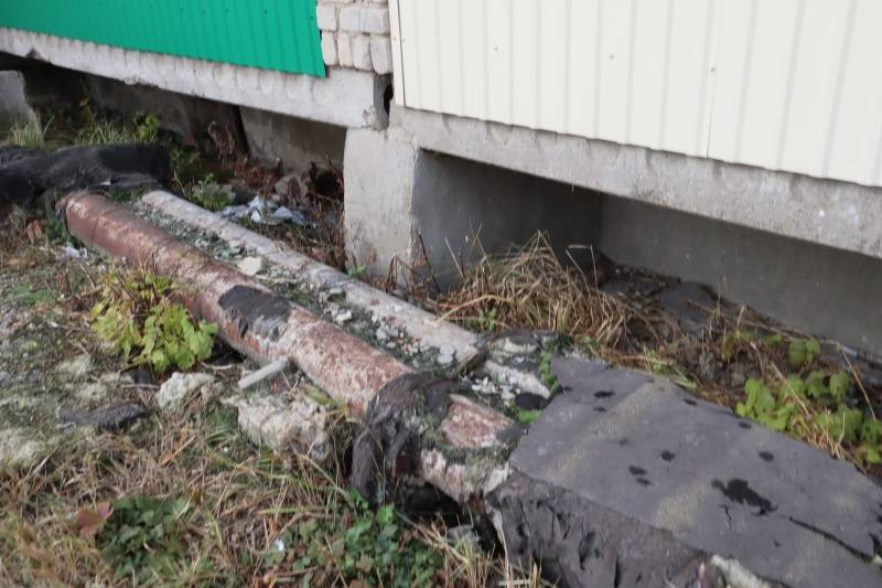 Активисты ОНФ в Мордовии выявили повреждения изоляции теплотрасс
