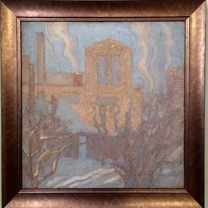 Выставка одной картины. Ян Крыжевский.