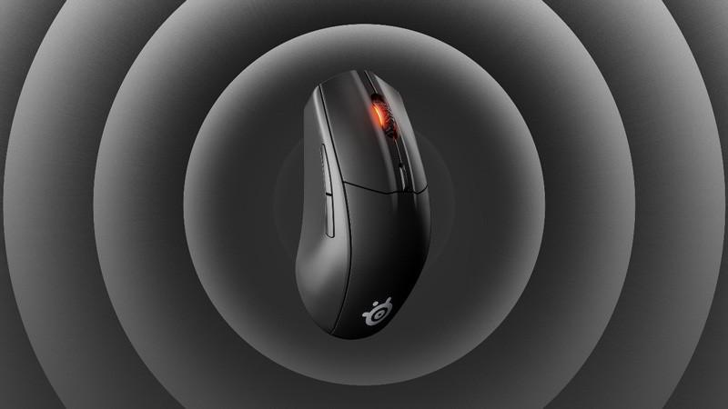 SteelSeries представляет беспроводную игровую мышь Rival 3 Wireless