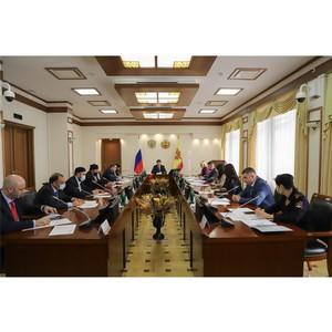 Совет по межнацотношениям Чувашии обсудил вопросы единения и согласия