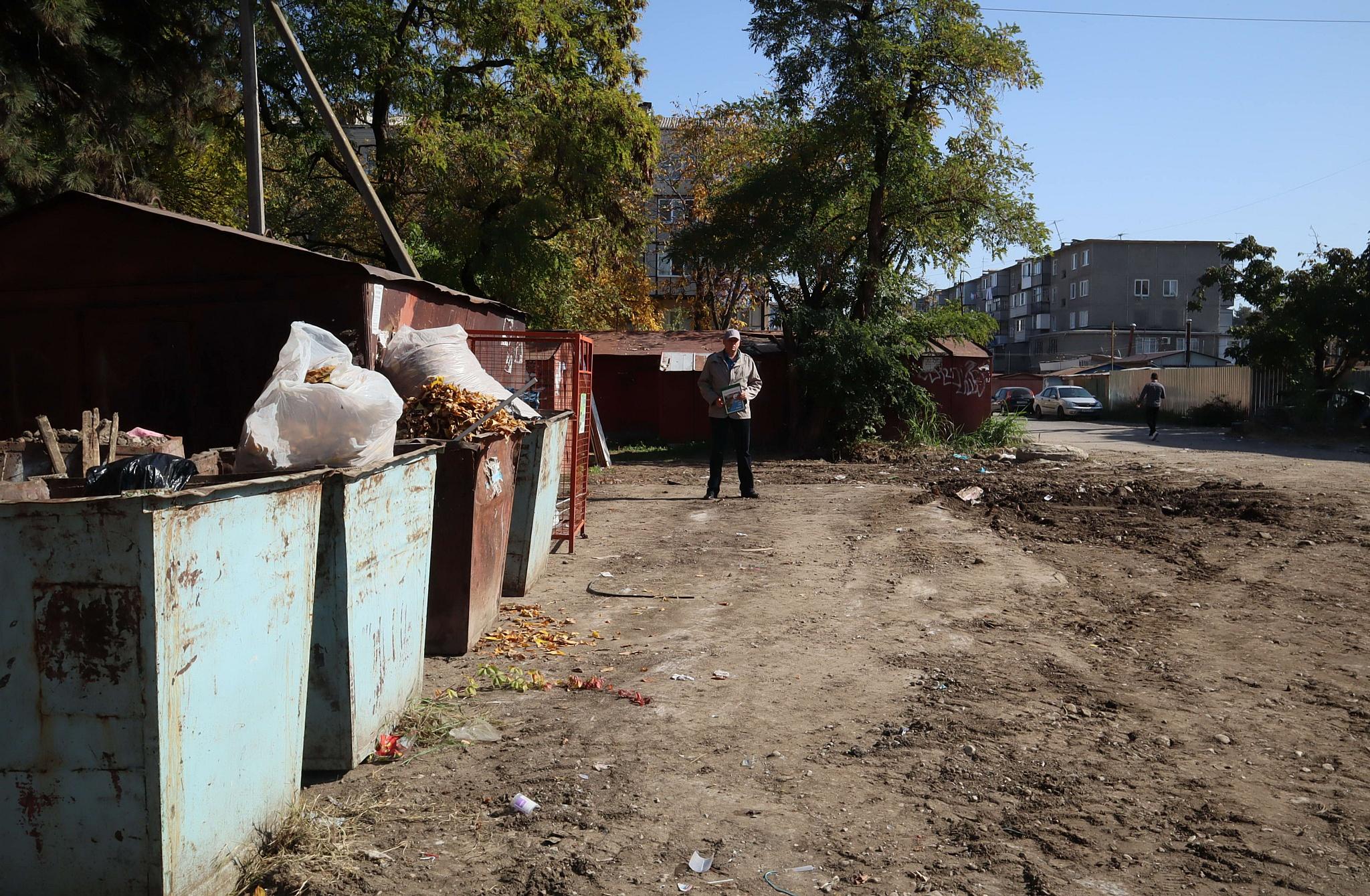ОНФ в КБР добился ликвидации свалки на месте ремонта теплотрассы