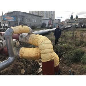 ВСыктывкареотремонтировали тепловую магистраль после обращения ОНФ