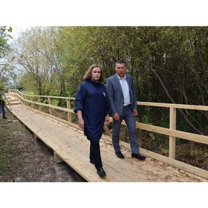 ОНФ в Коми добился ремонта дороги на самом опасном школьном маршруте