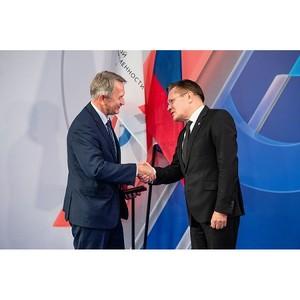 Смолянин признан заслуженным работником атомной промышленности РФ