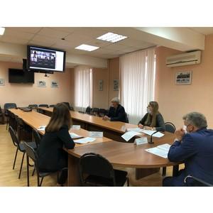Заседание Общественного совета в Свердловском Росреестре