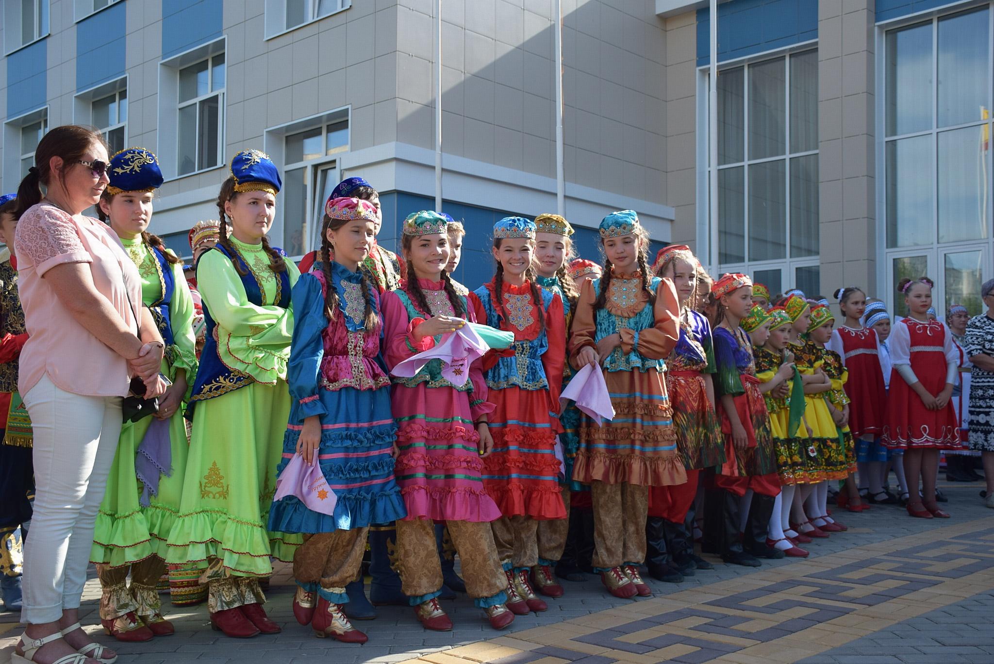 Фестиваль «Радуга дружбы» в Чувашии выявит новые таланты