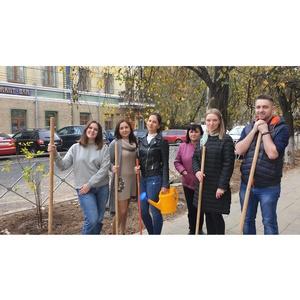 Ярославская Кадастровая палата поддержала эко-проект