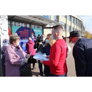В Саранске прошла социальная акция ОНФ