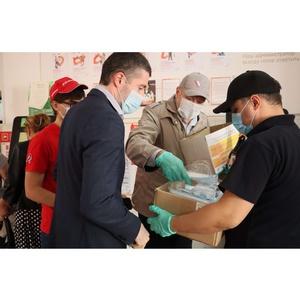 ОНФ в КБР провел социальную акцию для посетителей МФЦ в Нальчике