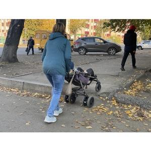 ОНФ в Туве просит мэрию Кызыла обустроить маршрут школьника-инвалида