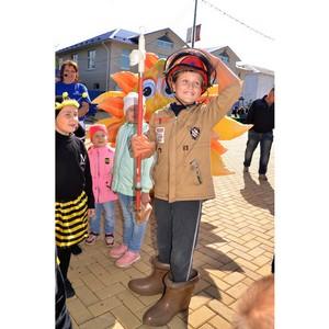 Калужские энергетики присоединились к фестивалю «Вместе ярче» в Медыни