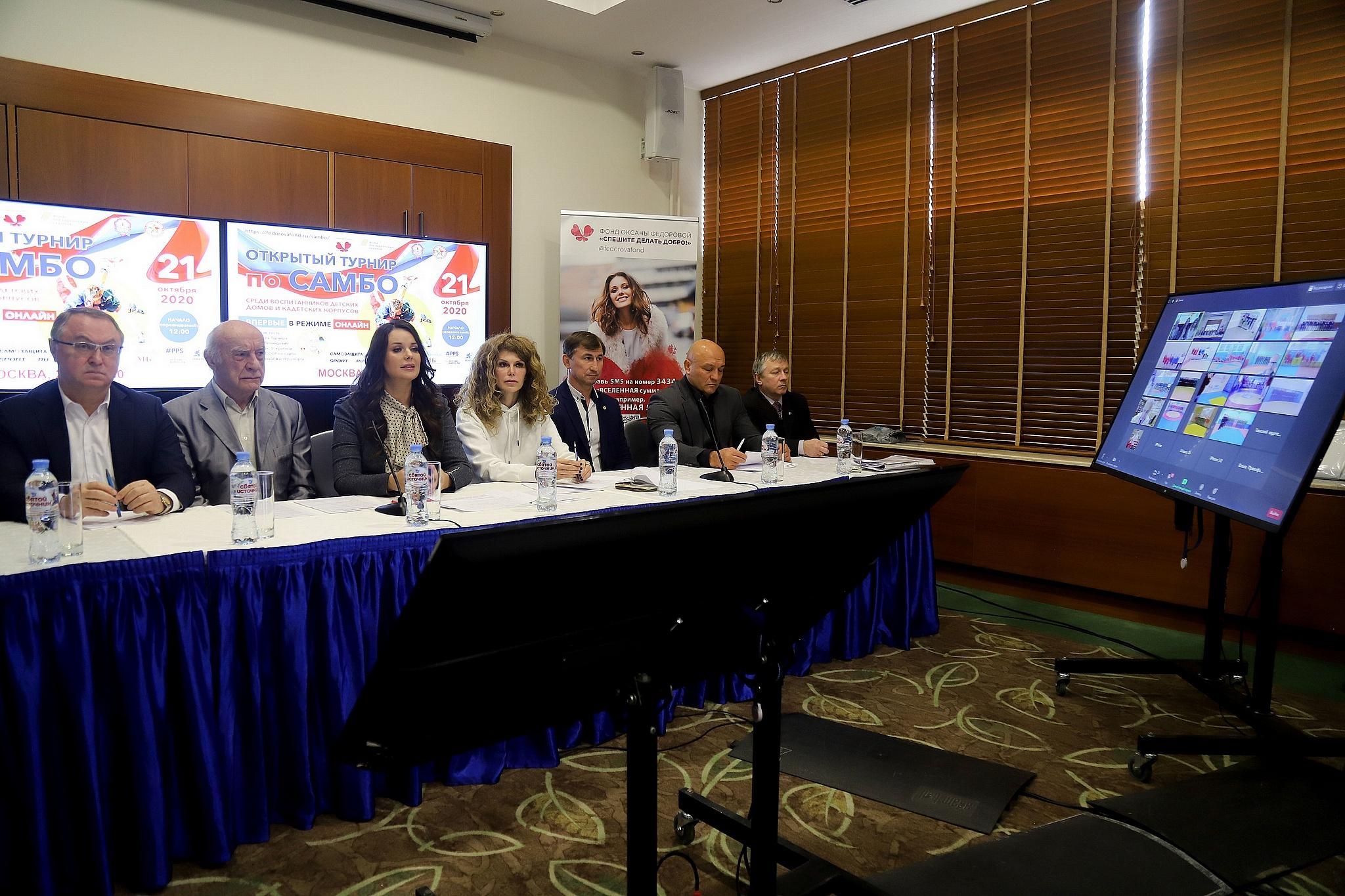 Итоги Открытого турнира по самбо среди воспитаников детских домов
