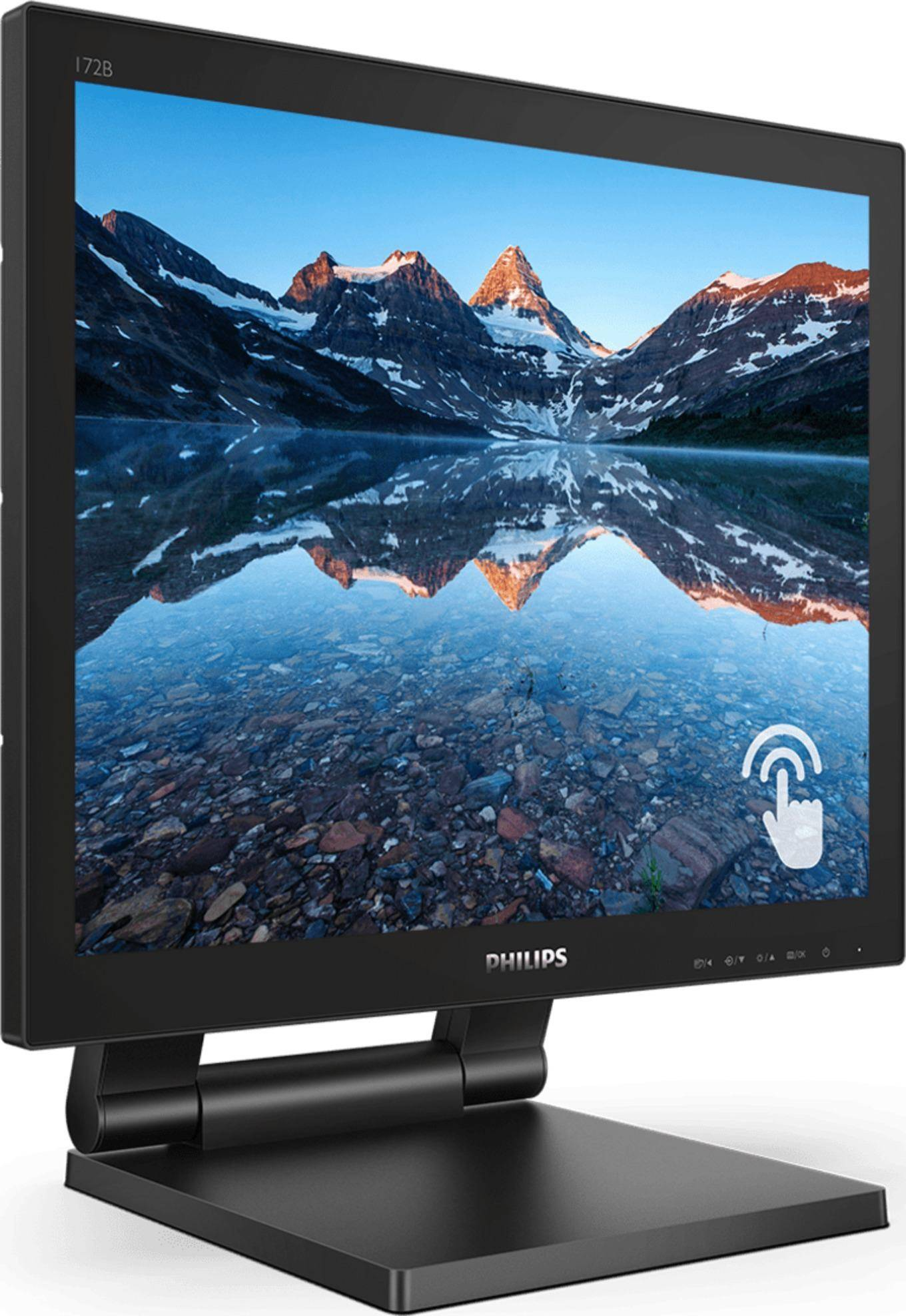 Новые мониторы Philips B Line с интерактивными сенсорными дисплеями