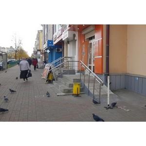 После рейда ОНФ в Саранске исправляют недочеты доступной среды