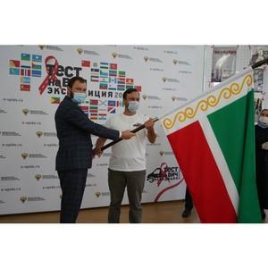 Итоги чеченского этапа акции «Тест на ВИЧ: Экспедиция 2020»