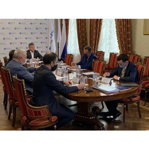 Россети Центр будут содействовать применению отечественных разработок