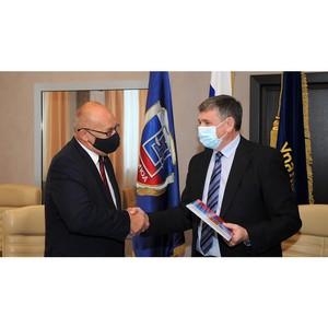 Интеллектуальная собственность Уральского НОЦа будет надежно защищена