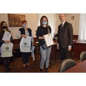 Студенты Костромской академии получили стипендии Россельхозбанка