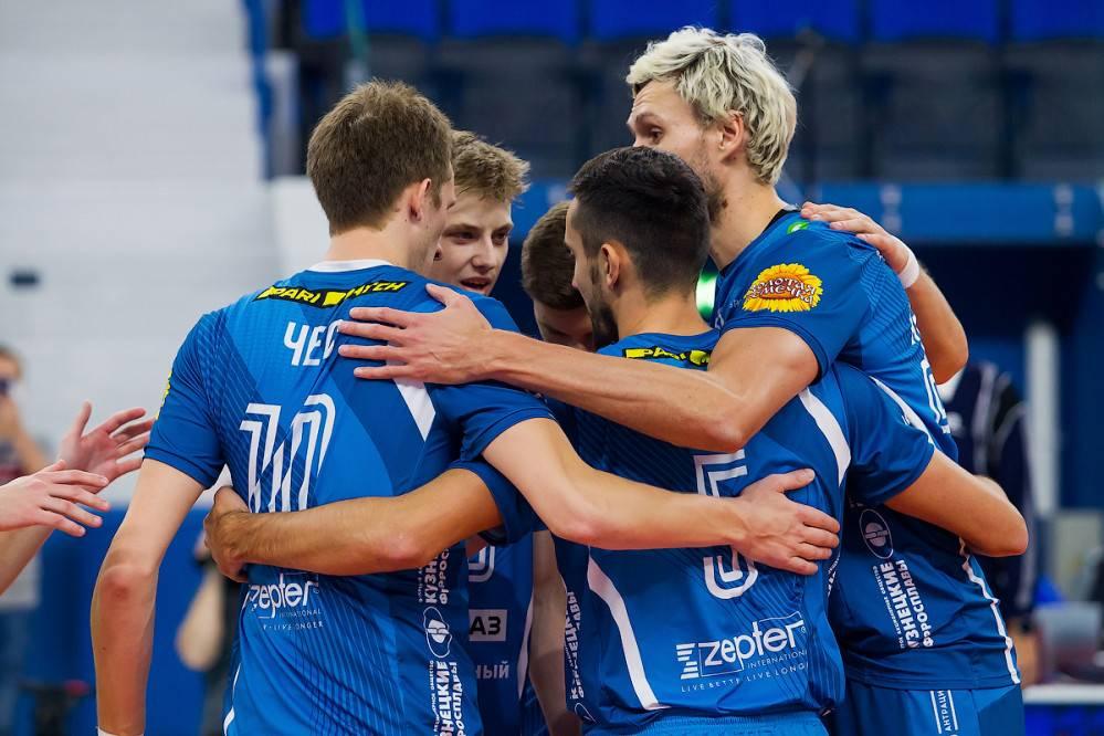 «Динамо» обыграло «Газпром-Югру» и продолжает двигаться без поражений