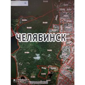 В ЕГРН - не отдельный участок, а целый кадастровый квартал