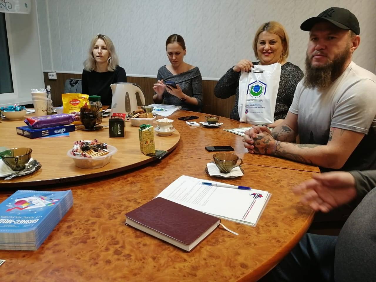 Социальные предприниматели Арктики провели первый «Бизнес-уикенд»
