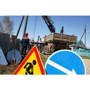 Удмуртэнерго реконструирует участки ЛЭП рядом с автотрассами
