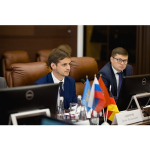Новый формат российско-германского молодежного сотрудничества