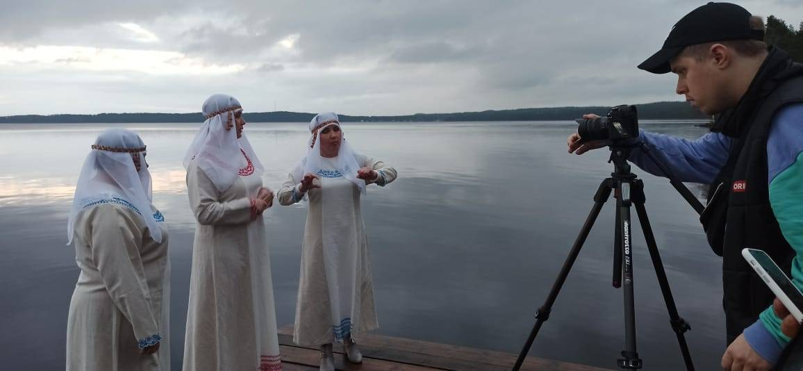 В Карелии снимут музыкальные клипы народных творческих коллективов