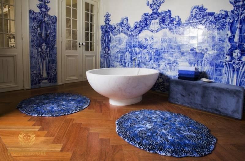 """Махровый коврик для ванной Abyss & Habidecor, дизайн """"Галли"""""""