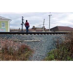 В селах Мордовии необходимы оборудованные железнодорожные переходы